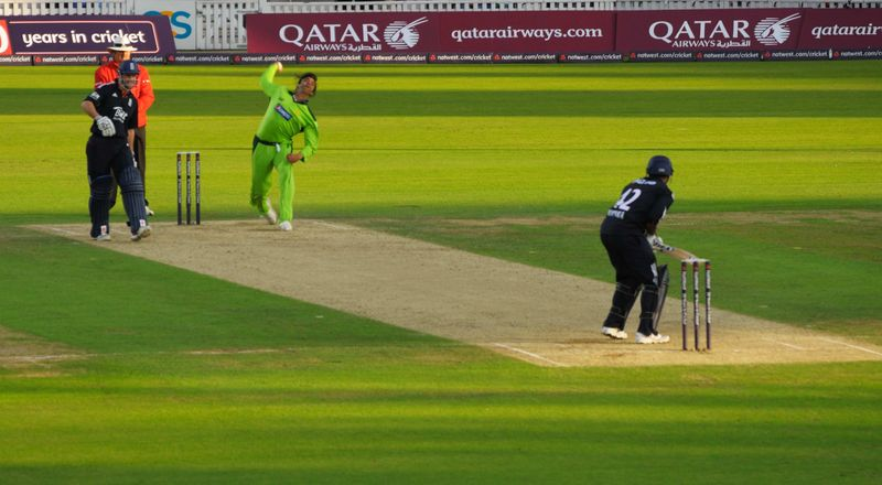 Shoaib at the Oval 3